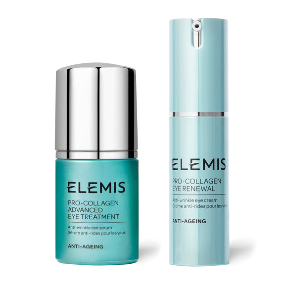 ELEMIS Pro-Collagen See The Difference Pro-Collagen Anti-Ageing Eye Treatment Duo