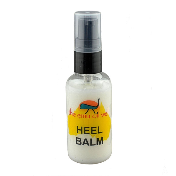 Emu Oil Well Emu Oil Heel Balm 50ml