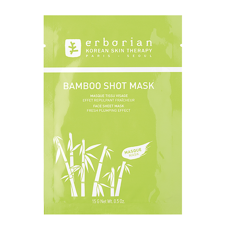 Erborian Bamboo Shot Mask Sheet Mask 15g