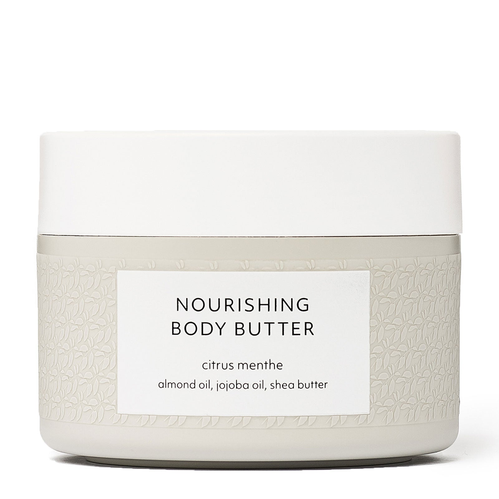 Estelle & Thild Citrus Menthe Nourishing Body Butter 200ml