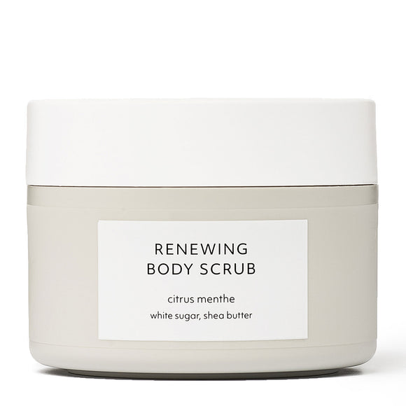 Estelle & Thild Citrus Menthe Renewing Body Scrub 200ml