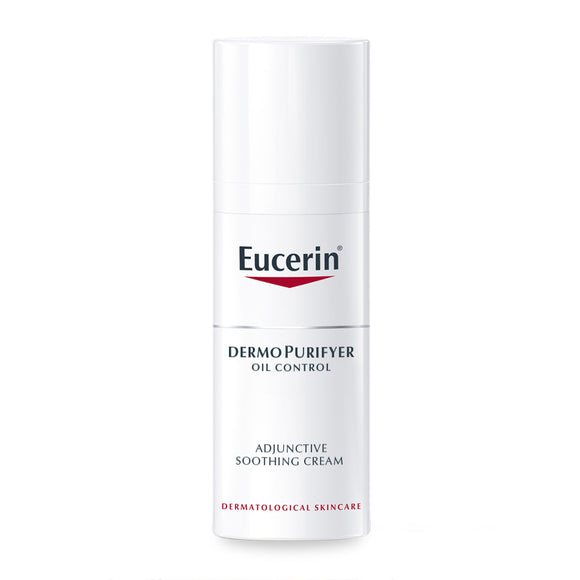 Eucerin Dermo Purifyer Adjunctive Soothing Cream 50ml