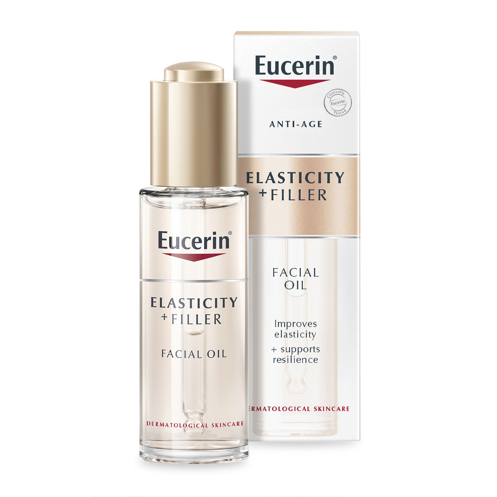 Eucerin Elasticity + Filler Facial Oil 50ml