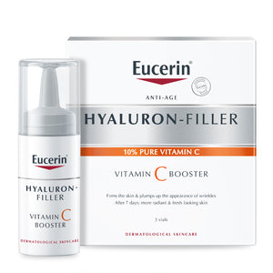 Eucerin Hyaluron Filler 10% Pure Vitamin C Booster 3 x 8ml