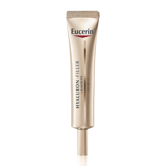 Eucerin Hyaluron-Filler + Elasticity Eye Cream SPF15 15ml