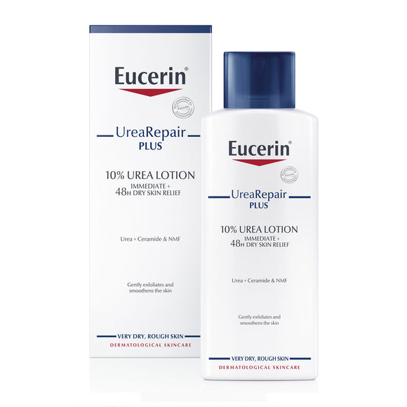 Eucerin Intensive Lotion 10% w/w Cutaneous Emulsion 250ml