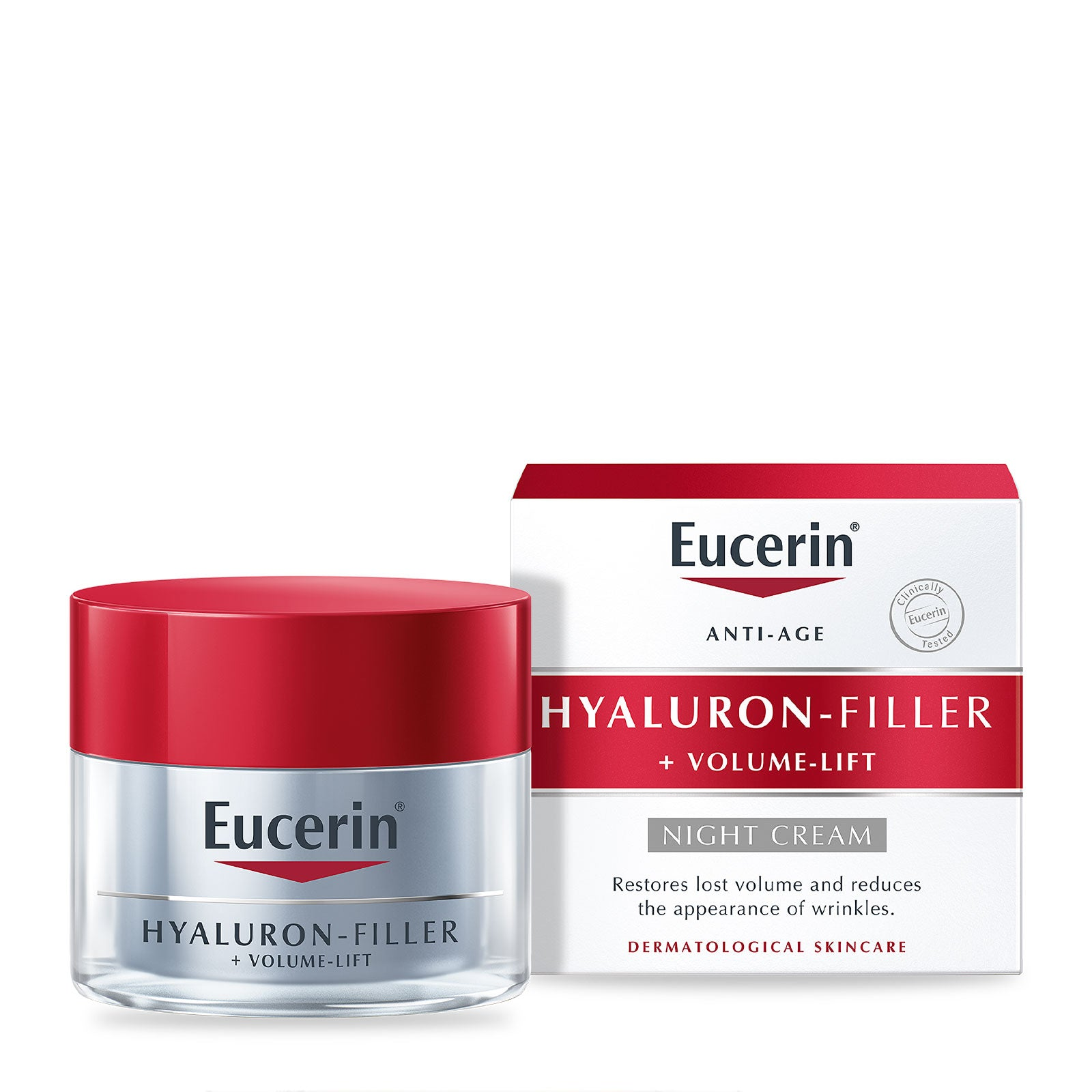 Eucerin Anti-Age Volume-Filler Night Cream 50ml