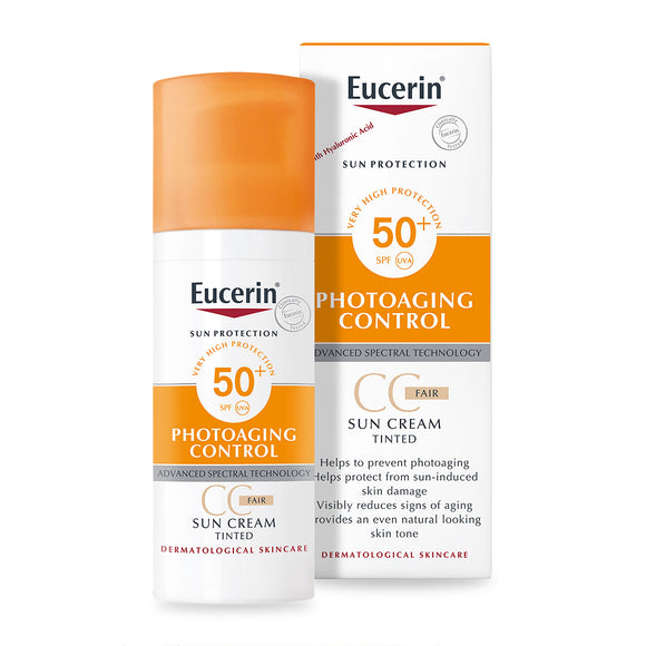 Eucerin Sun Face CC Cream SPF50+ 50ml