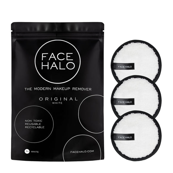 Face Halo Original White 3 Pack