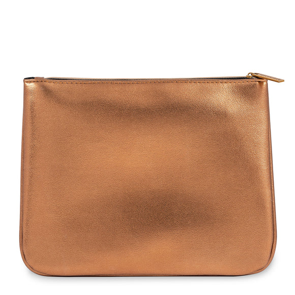 Feelunique Copper Makeup Bag