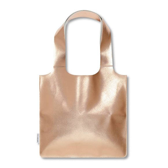 Feelunique Metallic Tote