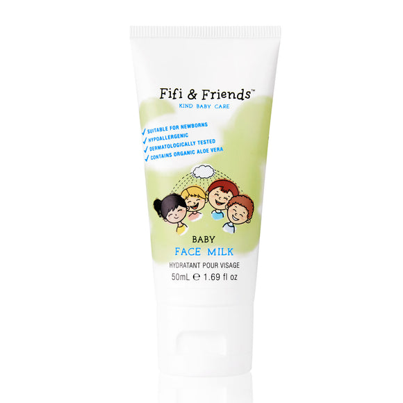 Fifi & Friends Baby Face Milk 50ml