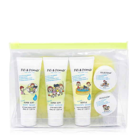 Fifi & Friends Fifi's First Travel Kit Gift Set
