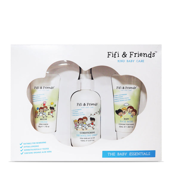 Fifi & Friends The Baby Essentials Gift Set