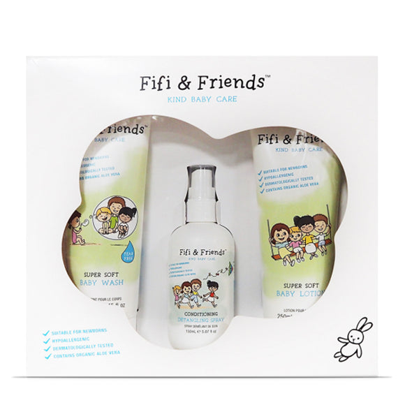 Fifi & Friends The Bath Time Essentials Gift Set