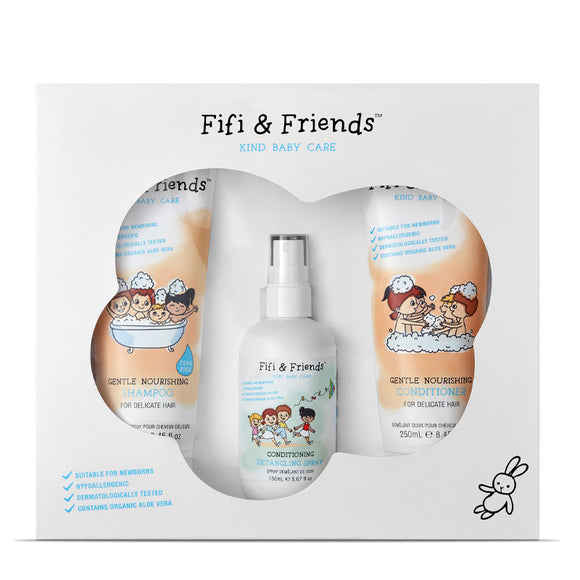 Fifi & Friends The Hair Essentials Gift Set