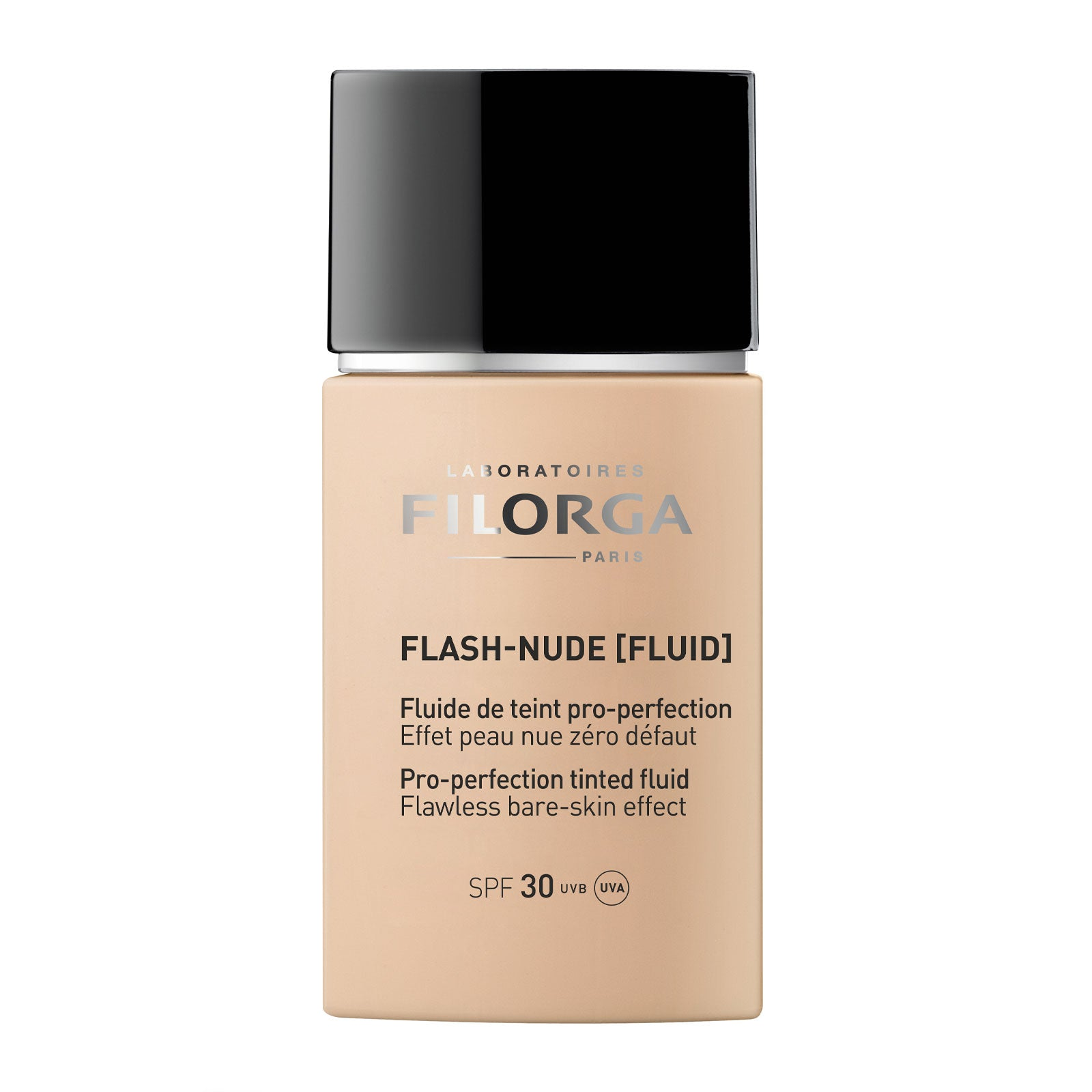 FILORGA Flash Nude Pro-Perfection Tinted Fluid Flawless Bare Skin Effect 30ml