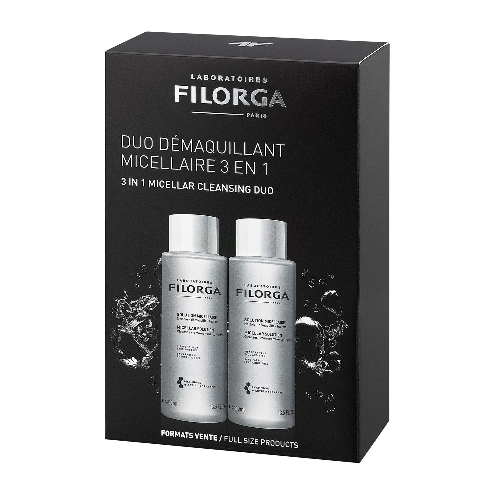 FILORGA Micellar Water Duo 2 x 200ml - Limited Edition