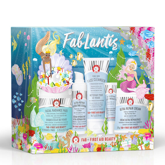 First Aid Beauty FABlantis Gift Set