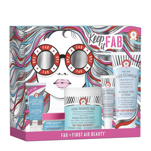 First Aid Beauty Keep It FAB Kit