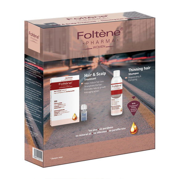 Foltène® Hair and Scalp Treatment Duo for Women