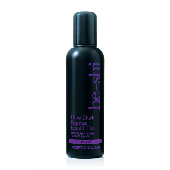 He-Shi Express Liquid Tan Ultra Dark 150ml