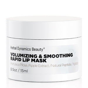 Herbal Dynamics Beauty Volumizing & Smoothing Rapid Lip Mask 15ml