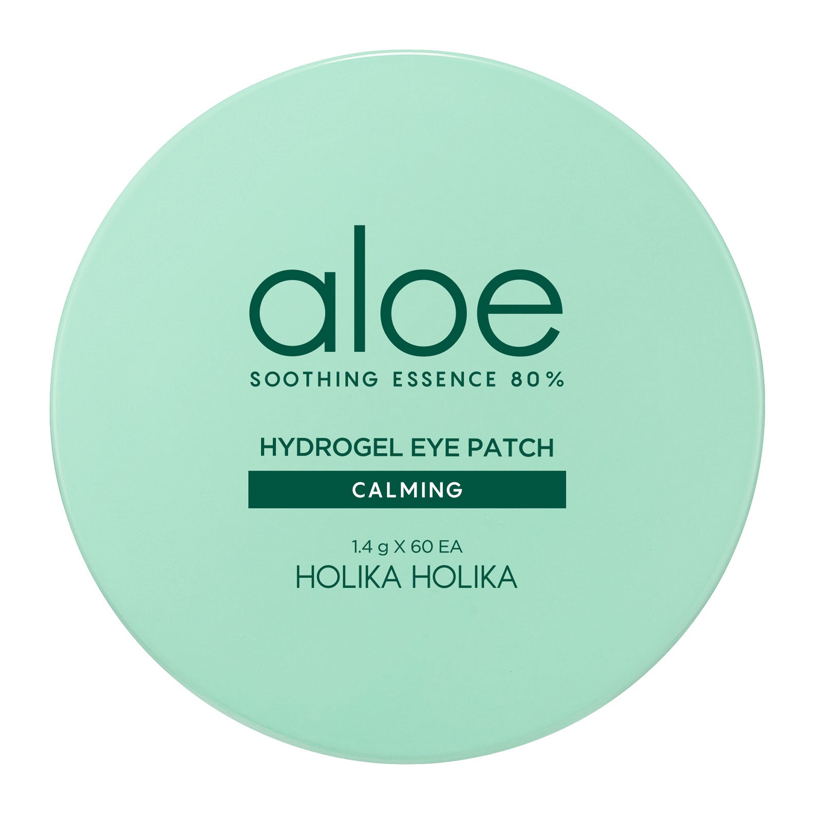 Holika Holika Aloe Soothing Essence 80% Hydrogel Eye Patch x 60