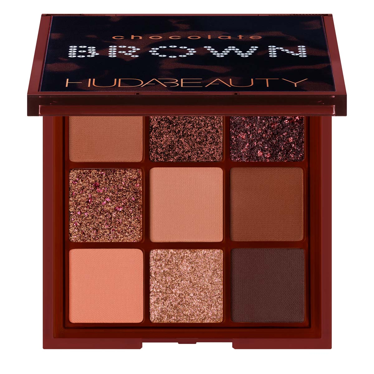 Huda Beauty Brown Obsessions Eyeshadow Palette Chocolate 7.5g