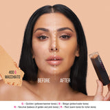Huda Beauty #FauxFilter Skin Finish Buildable Coverage Foundation Stick 12.5g