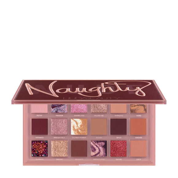 Huda Beauty Naughty Nude Eyeshadow Palette