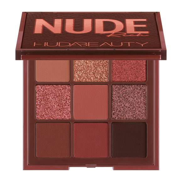 Huda Beauty Nude Obsessions Palette Rich 10g