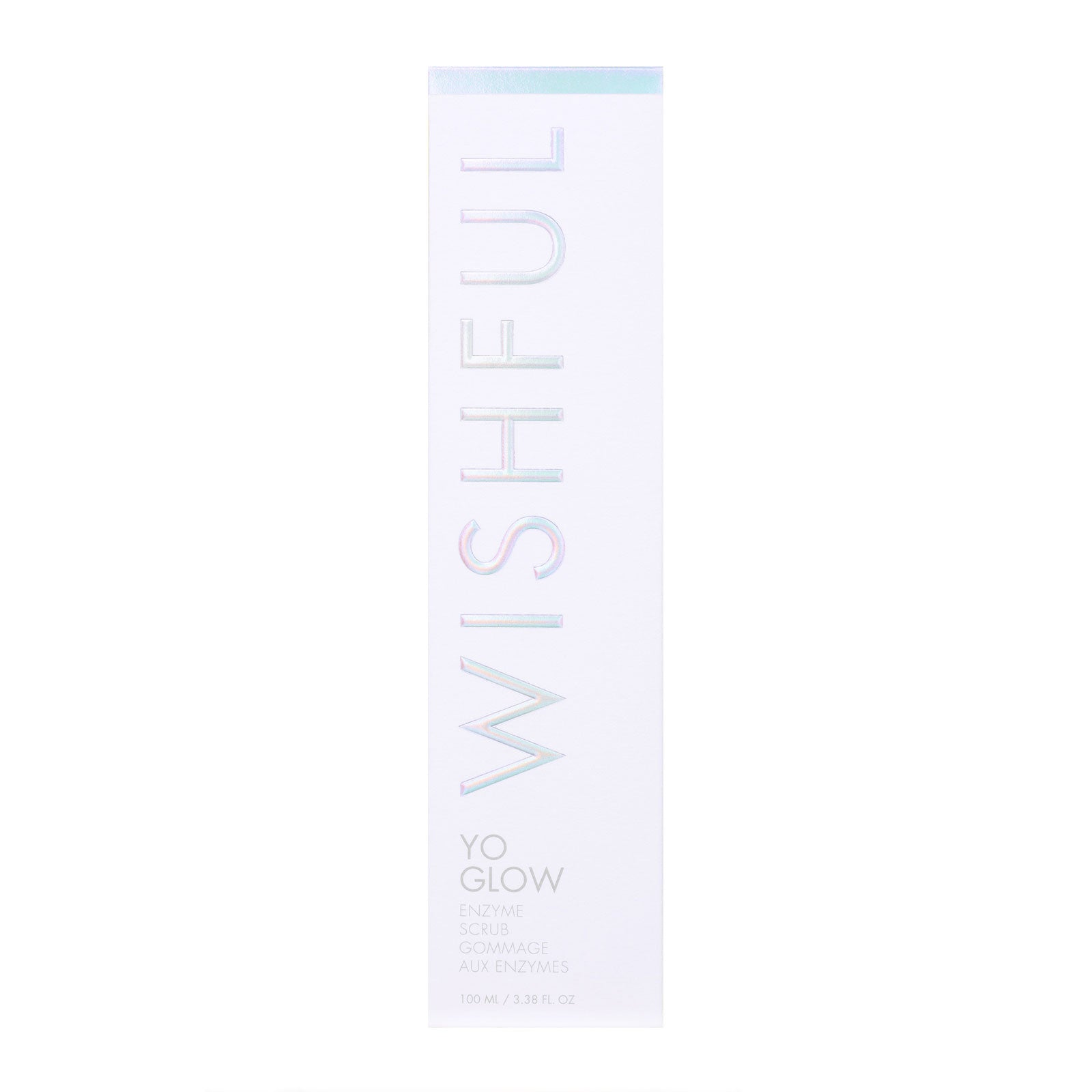 Wishful Yo Glow Enzyme Scrub 100ml