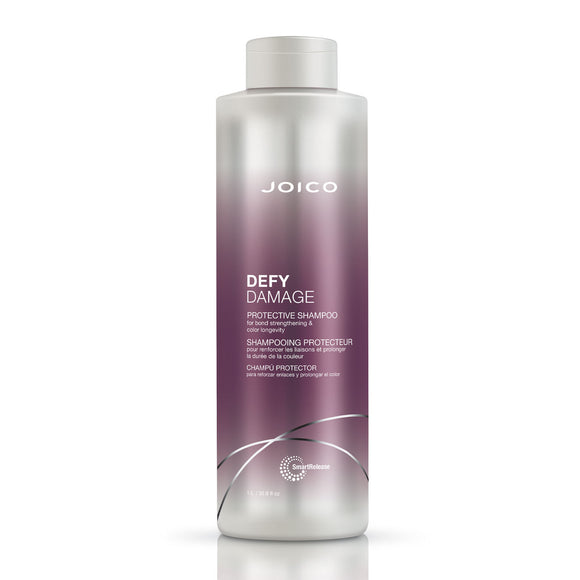 Joico Defy Damage Protective Shampoo for Bond Stengthening & Color 1000ml