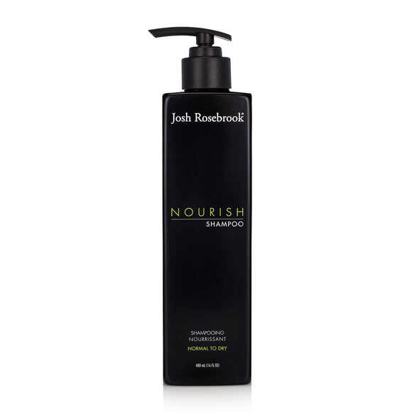 Josh Rosebrook Nourish Shampoo 480ml