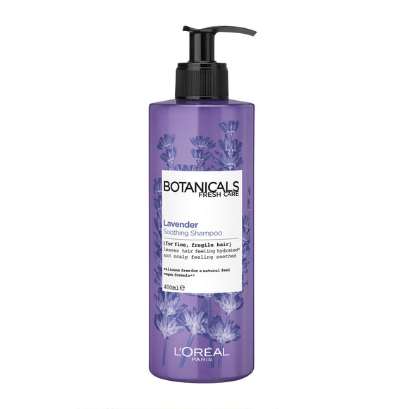 L'Oréal Paris Botanicals Lavender Sensitive Hair & Scalp Therapy Vegan Shampoo