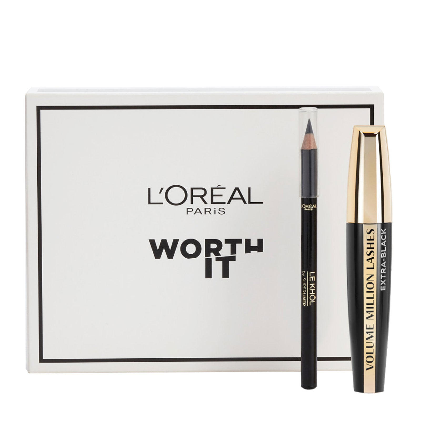 L'Oréal Paris Mascara Eye Makeup Kit