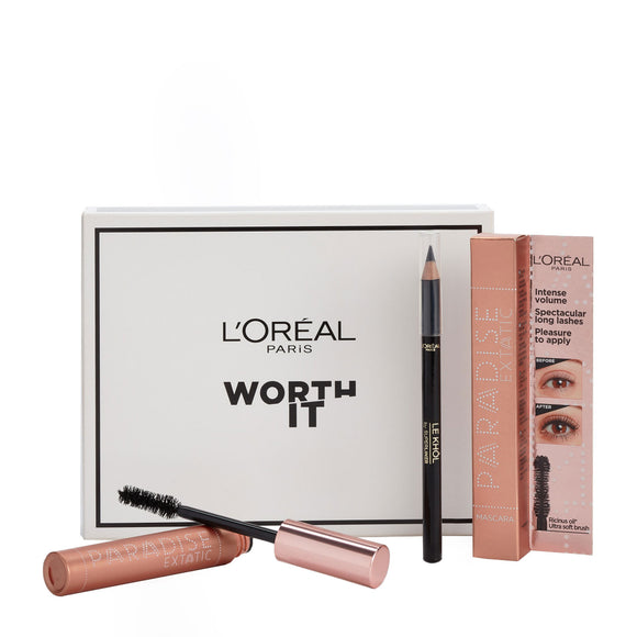 L'Oréal Paris Paradise Mascara Eye Makeup Kit