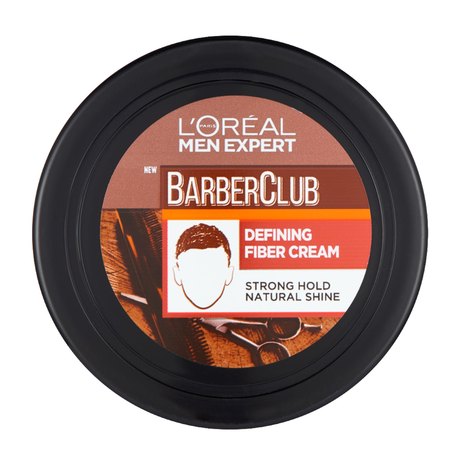 L'Oreal Men Expert Barber Club Clean Cut Defining Fibre 75ml