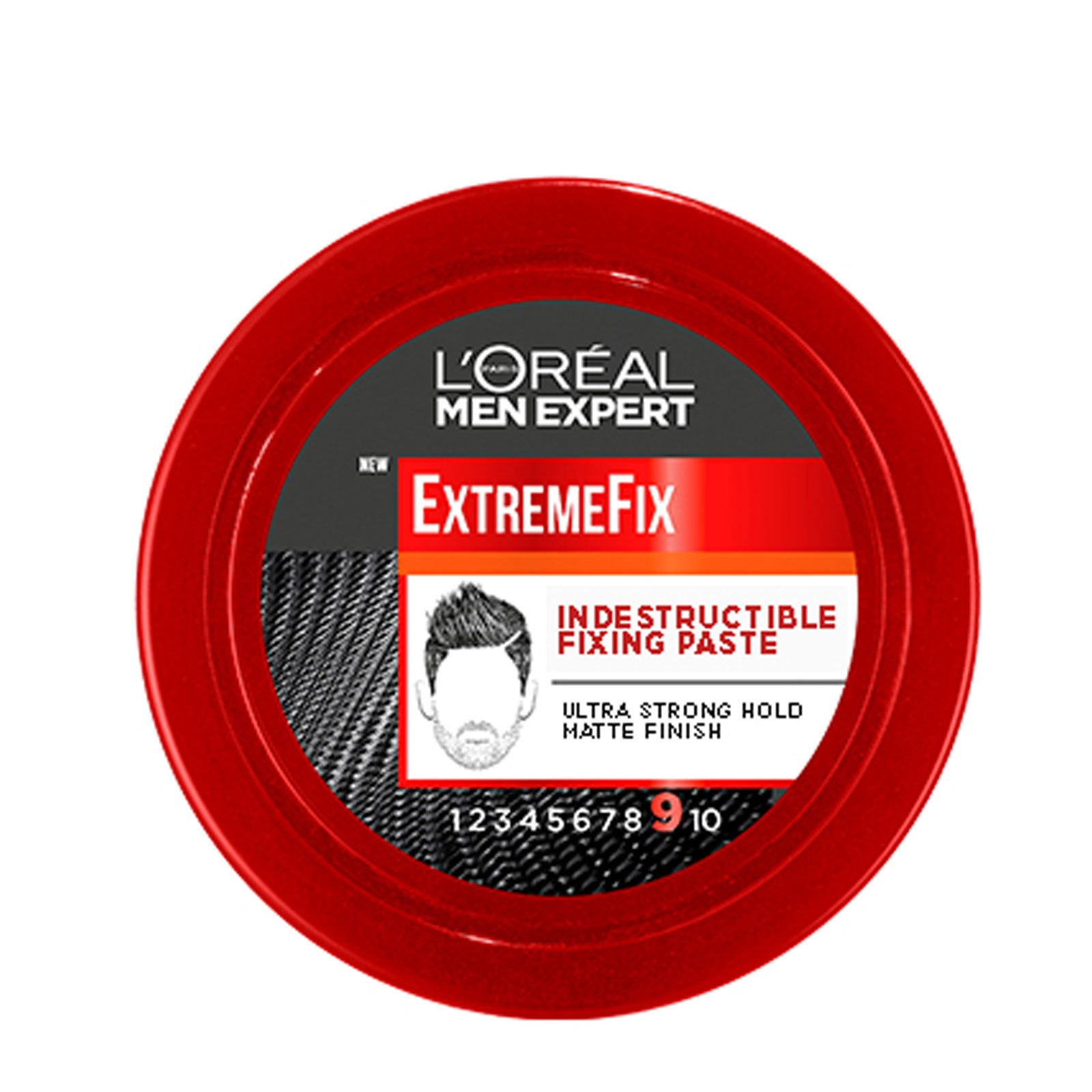 L'Oreal Men Expert ExtremeFix Extreme Hold Invincible Paste 75ml