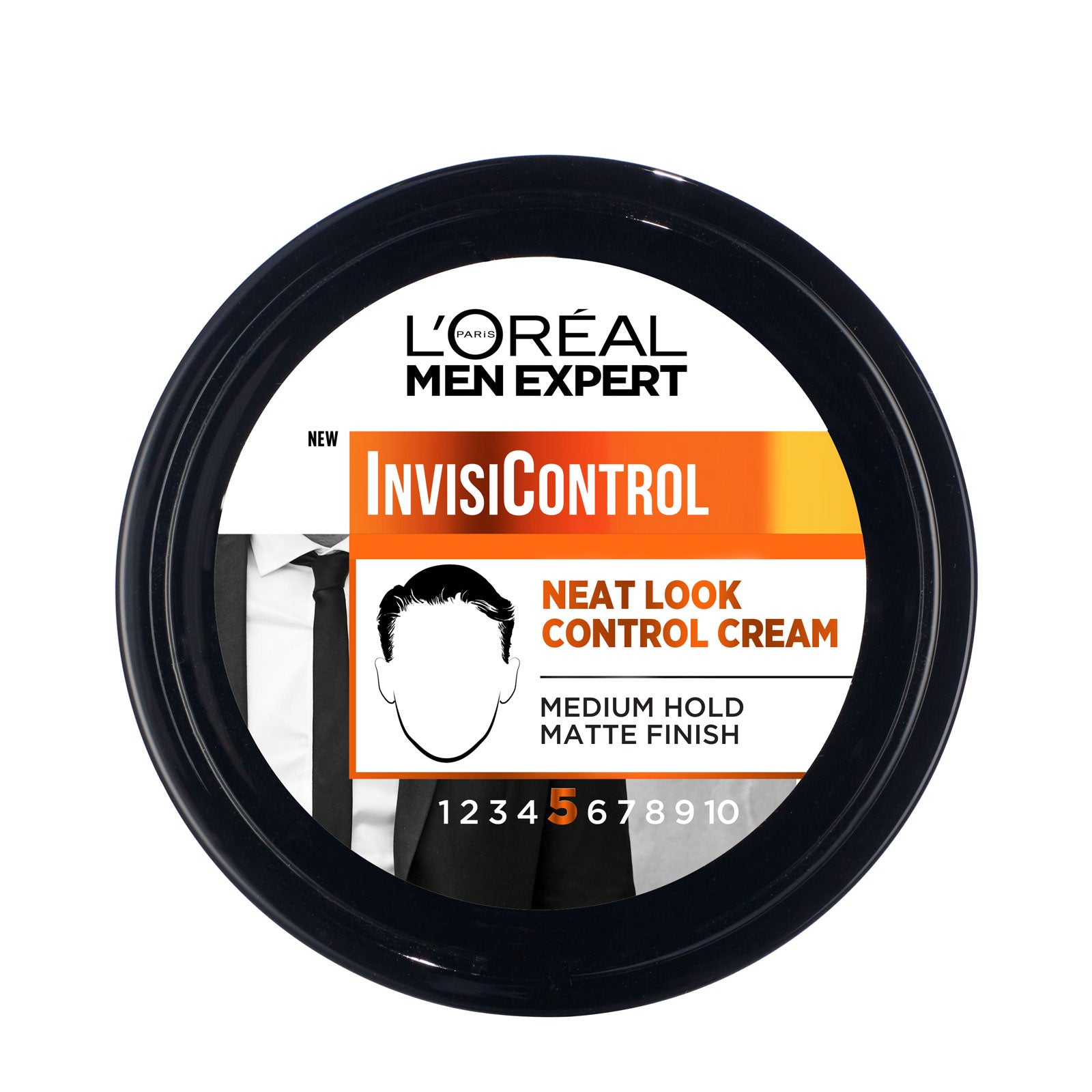 L'Oreal Men Expert InvisiControl Neat Look Hair Control Cream 150ml