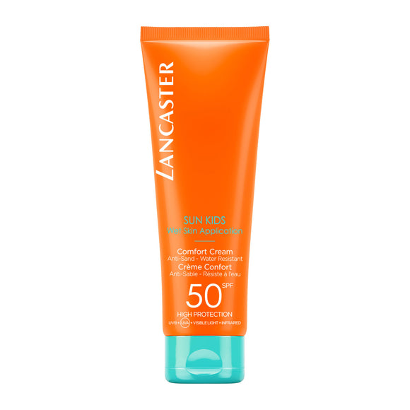 Lancaster Sun Comfort Cream Wet Skin Application SPF50 125ml