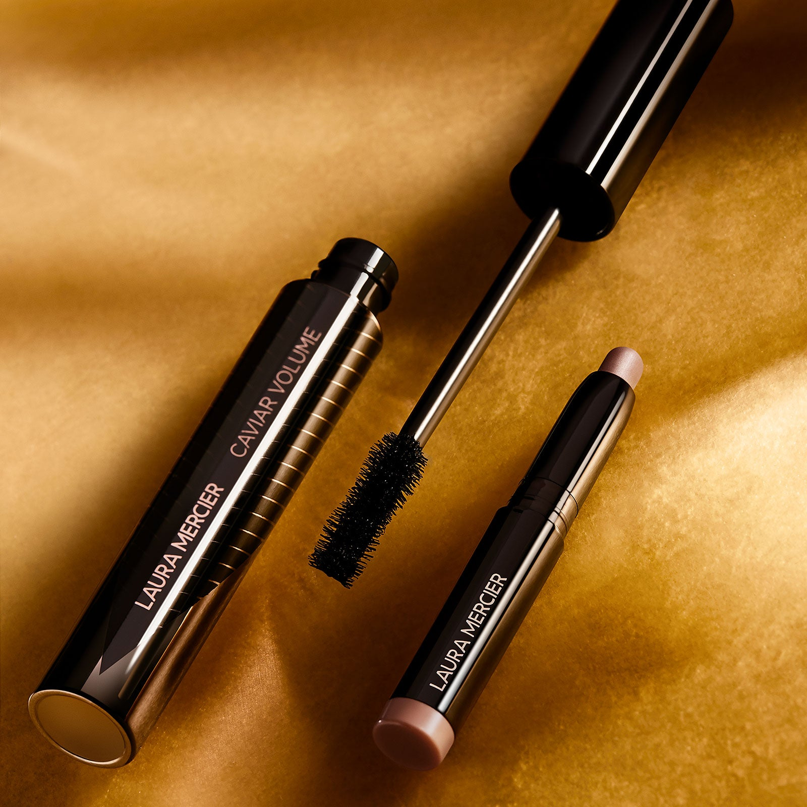 Laura Mercier Caviar Duet Shadow & Mascara Set