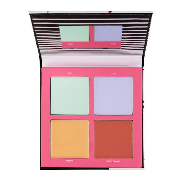 Lottie London Colour Clique Correcting Palette