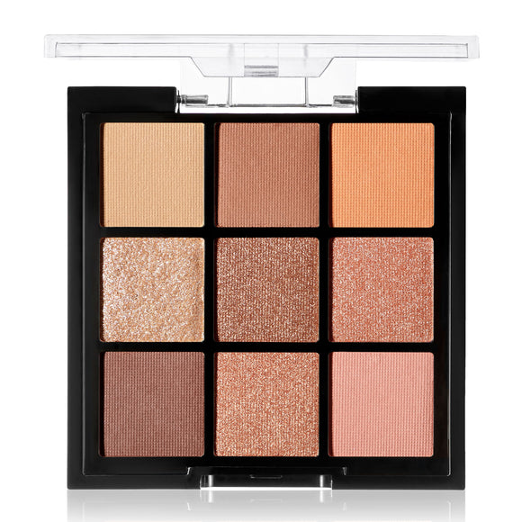 Lottie London EyeShadow Palette The Rose Golds 7.2g