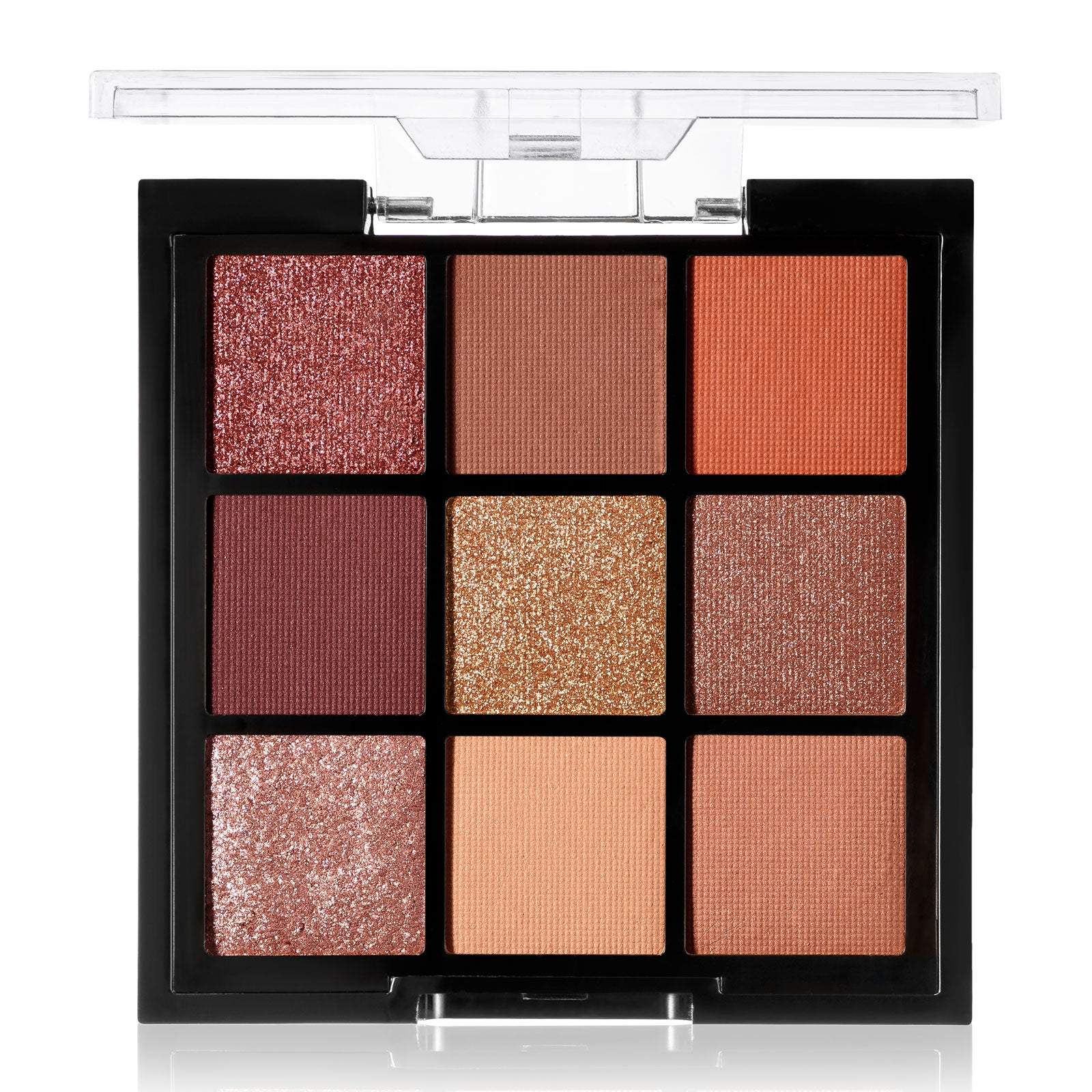 Lottie London EyeShadow Palette The Rusts 7.2g