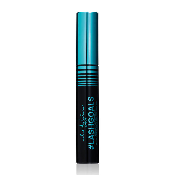 Lottie London #LASHGOALS Ultra Volumising Mascara Black 12ml