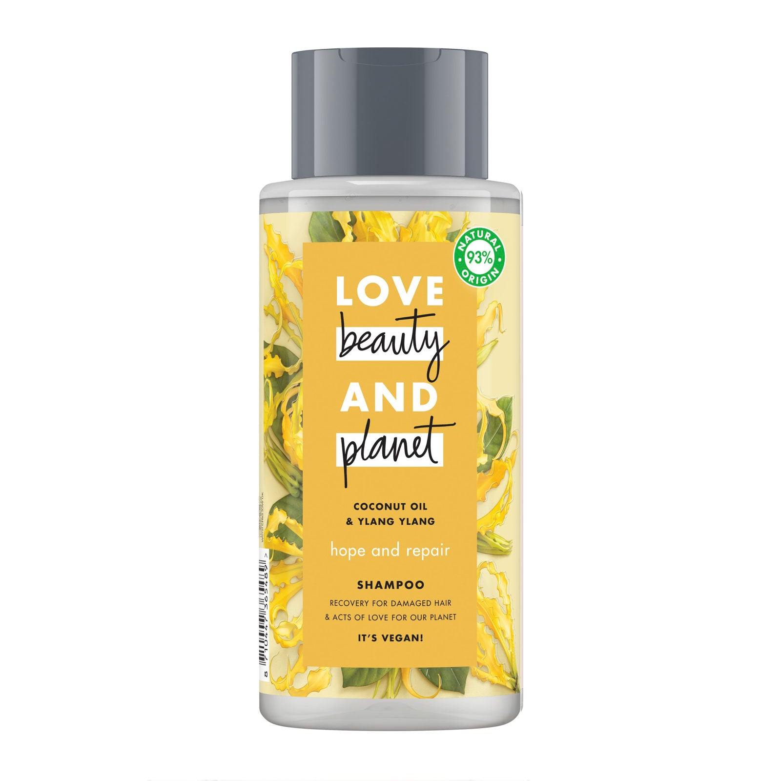 Love Beauty and Planet Hope and Repair Shampoo 400ml