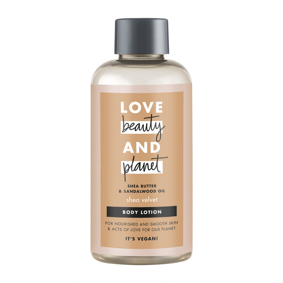 Love Beauty and Planet Shea Velvet Body Lotion Mini 100ml