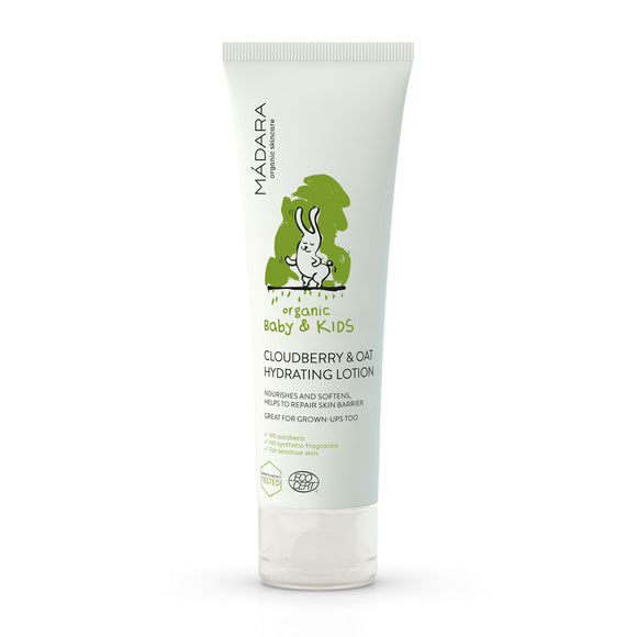 Madara Baby & Kids Cloudberry And Oat Hydrating Lotion 100ml